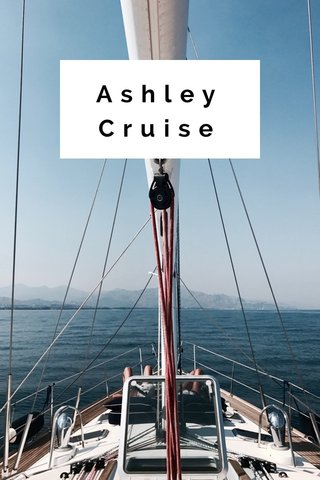 Ashley Cruise
