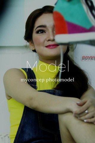 Model myconcep photomodel