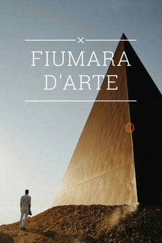 FIUMARA D'ARTE
