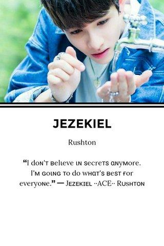 JEZEKIEL