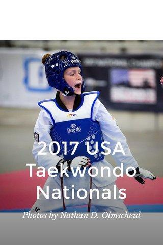 2017 USA Taekwondo Nationals Photos by Nathan D. Olmscheid