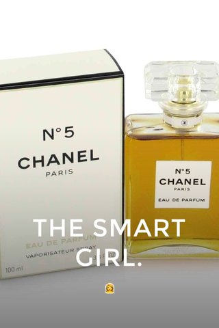 THE SMART GIRL. 👰