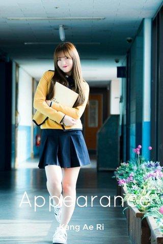 Appearance Kang Ae Ri