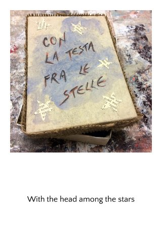 With the head among the stars