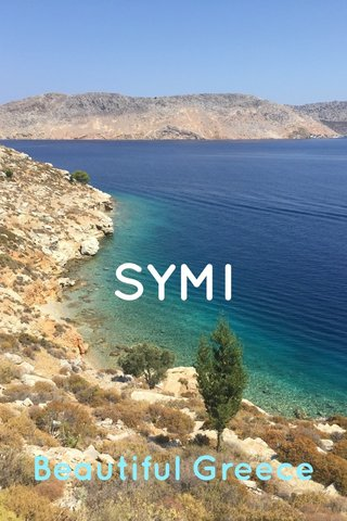 SYMI Beautiful Greece