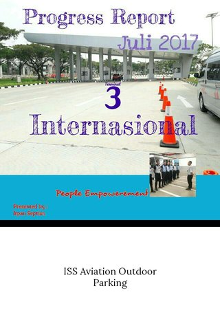 ISS Aviation Outdoor Parking
