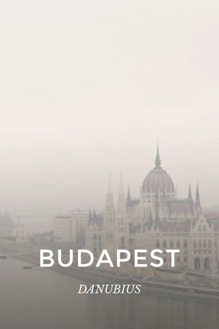 BUDAPEST DANUBIUS