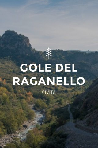 GOLE DEL RAGANELLO CIVITA