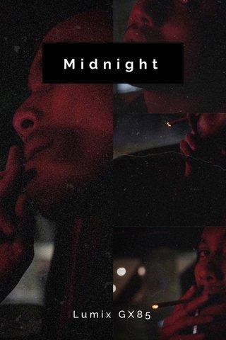 Midnight Lumix GX85