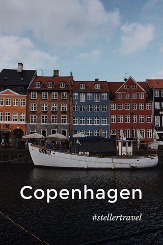 Copenhagen #stellertravel