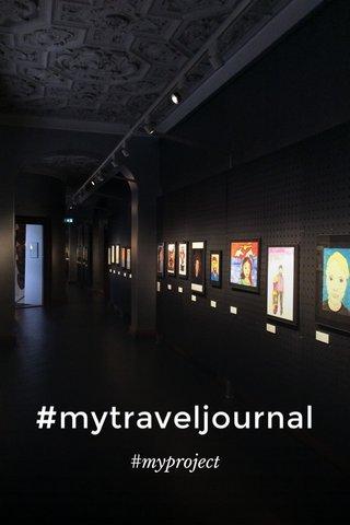 #mytraveljournal #myproject