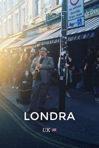LONDRA UK 🇬🇧