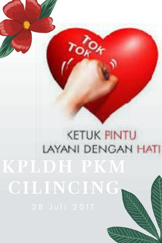 KPLDH PKM CILINCING 28 Juli 2017