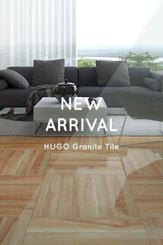 NEW ARRIVAL HUGO Granite Tile
