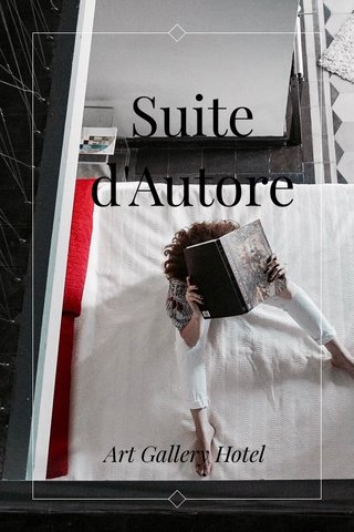 Suite d'Autore Art Gallery Hotel