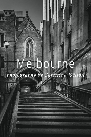 Melbourne photography by Christine Wilson