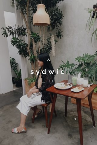 sydwic — ♡