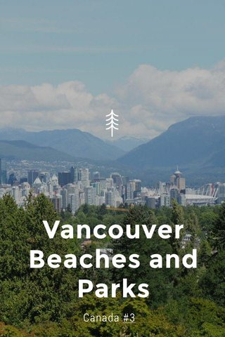 Vancouver Beaches and Parks Canada #3