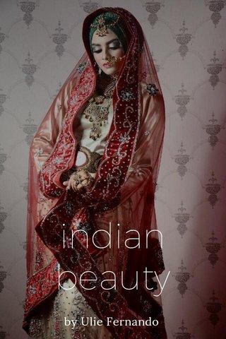 indian beauty by Ulie Fernando