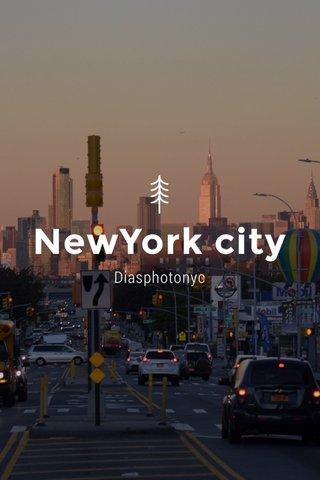 NewYork city Diasphotonyc