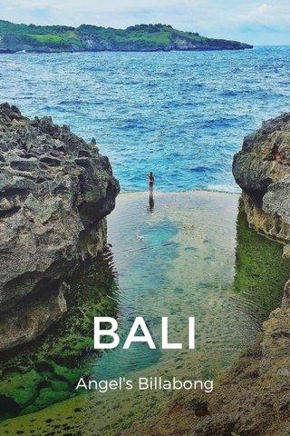 BALI Angel's Billabong