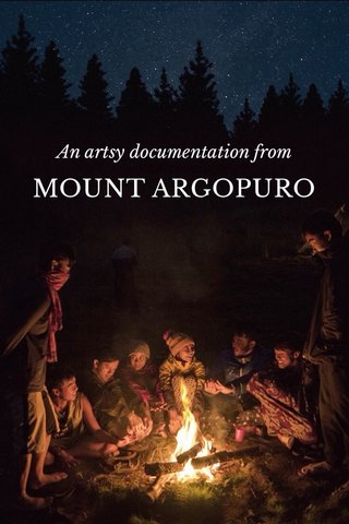 MOUNT ARGOPURO An artsy documentation from