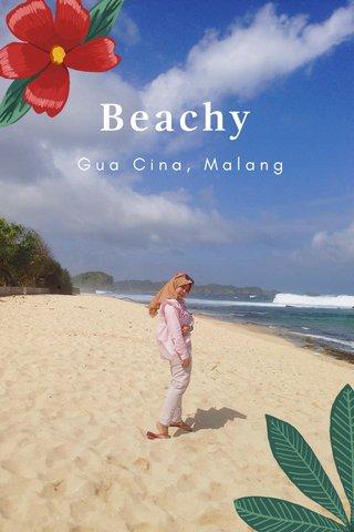Beachy Gua Cina, Malang