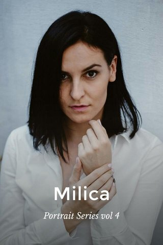 Milica Vukovic Portrait Series vol 4
