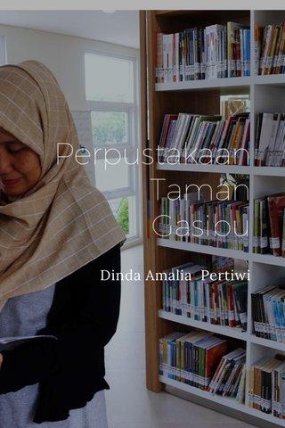 Perpustakaan Taman Gasibu Dinda Amalia Pertiwi
