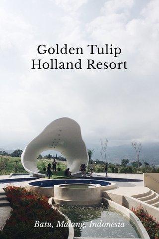 Golden Tulip Holland Resort Batu, Malang, Indonesia