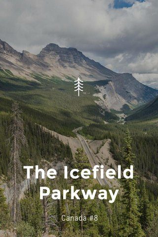 The Icefield Parkway Canada #8