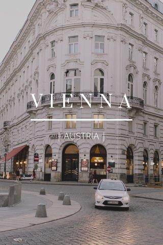 VIENNA | AUSTRIA |