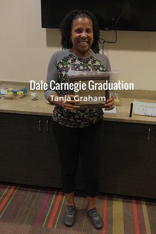 Dale Carnegie Graduation Tanja Graham