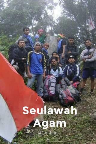Seulawah Agam #Gunung
