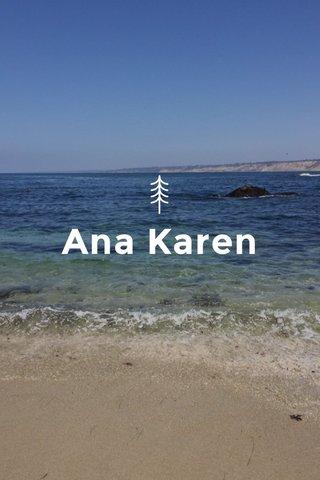 Ana Karen