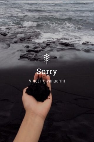Sorry Vinet irgiyanuarini