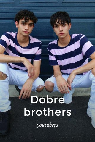 Dobre brothers youtubers