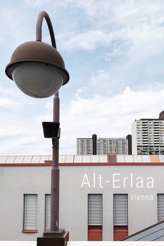 Alt-Erlaa Vienna