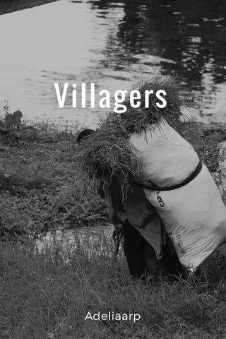 Villagers Adeliaarp