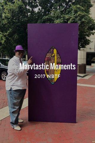 Marvtastic Moments 2017 NBTF