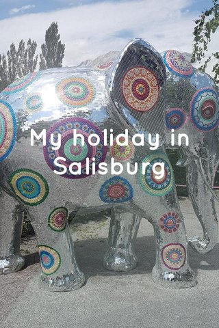 My holiday in Salisburg