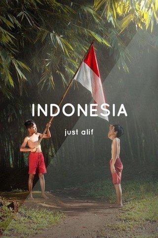 INDONESIA just alif