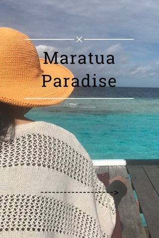 Maratua Paradise ------------------->