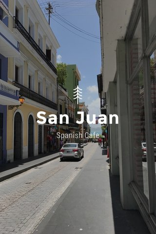San Juan Spanish Cafe
