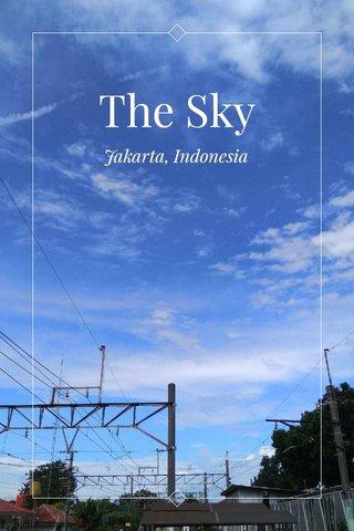 The Sky Jakarta, Indonesia