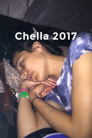 Chella 2017