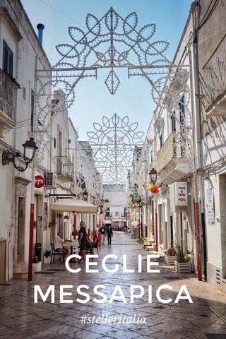 CEGLIE MESSAPICA #stelleritalia