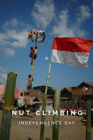 NUT CLIMBING INDEPENDENCE DAY