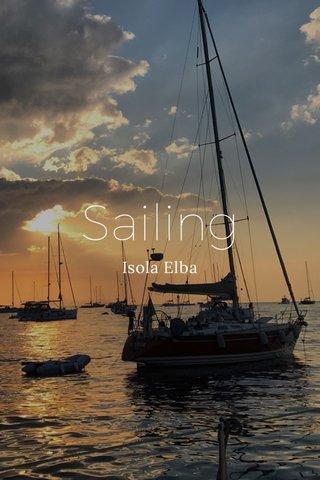 Sailing Isola Elba