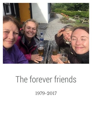 The forever friends